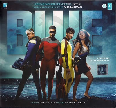 Blue Hindi movie 2009